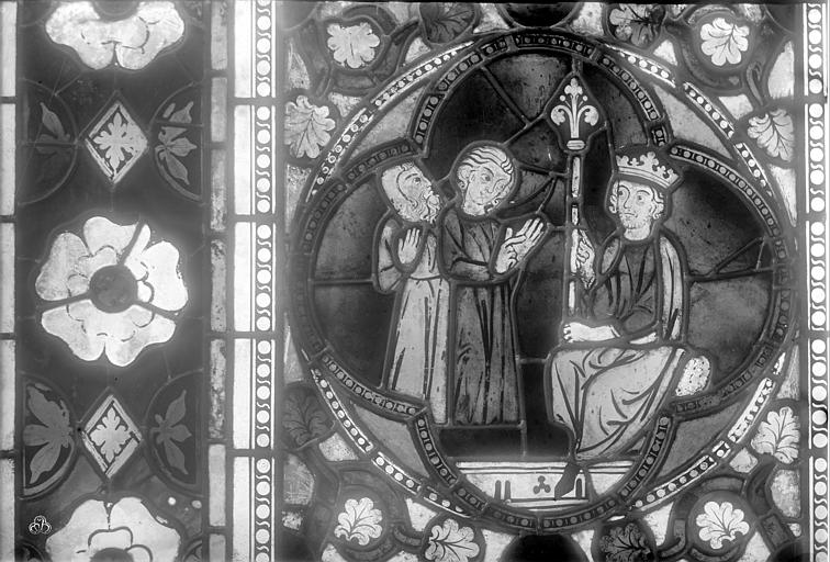 Verrières : la Légende de saint Dié