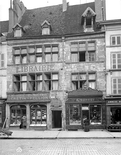 Hôtel Meursault ou hôtel de la Rochepot