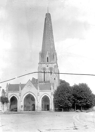 Eglise paroissiale Saint-Gervais, Saint-Protais