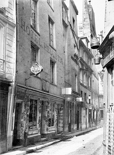 Maison dite de Nicolas Flamel