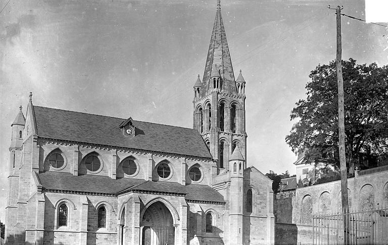 Eglise paroissiale Notre-Dame, Presbytère