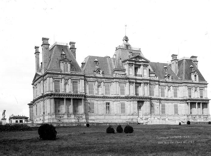 Domaine national : Château de Maisons-Laffitte