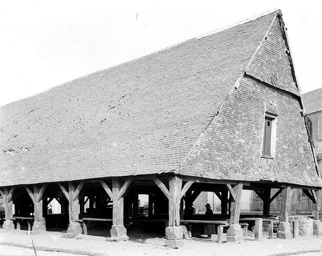 Angle du bâtiment