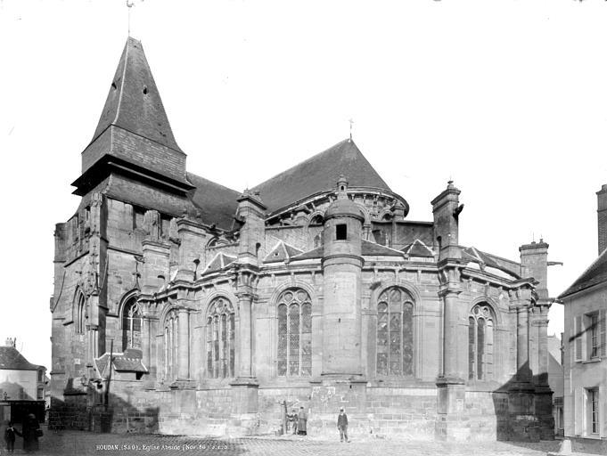 Eglise Saint-Jacques-le-Majeur et Saint-Christophe