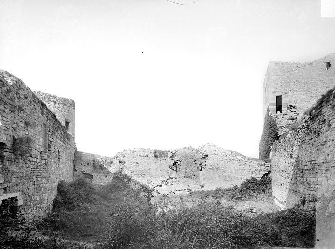 Château (ruines de l'ancien)