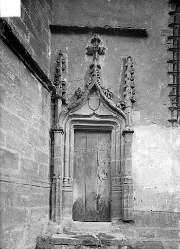 Portail gothique