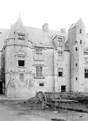 Logis : façade