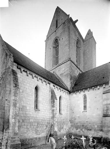 Eglise Saint-Pierre et Saint-Martin