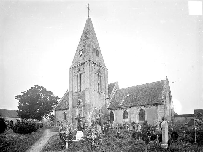 Eglise paroissiale Saint-Paterne