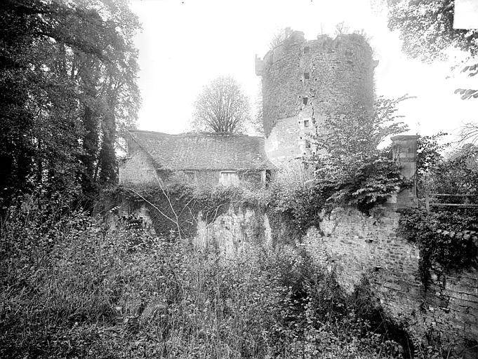 Château fort dit Donjon de Tournebu