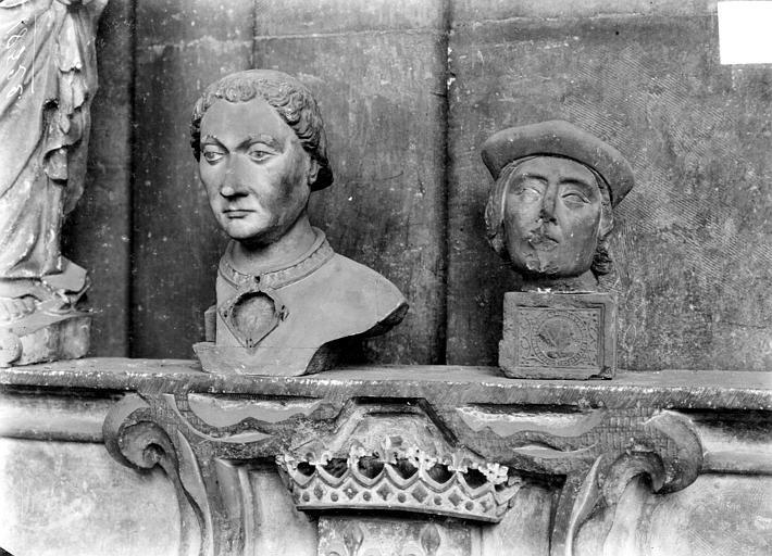 Deux bustes