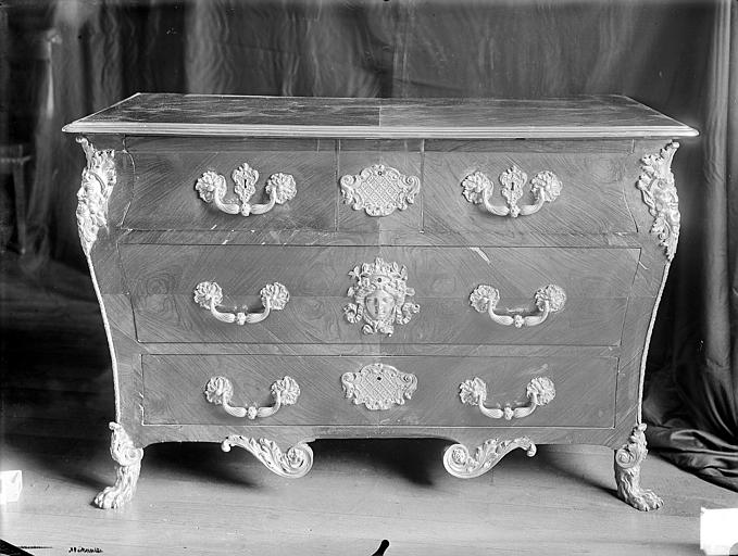 Commode époque Louis XV