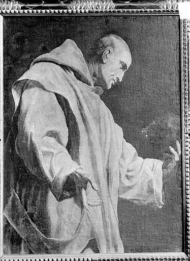 Tableau : Saint Bruno