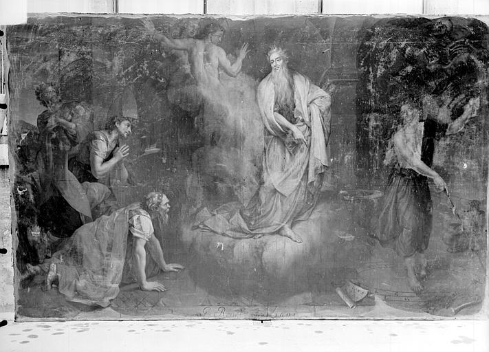 Tableau : L'Ombre de Samuel