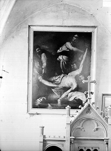 Tableau : Le Martyre de saint Barthélemy