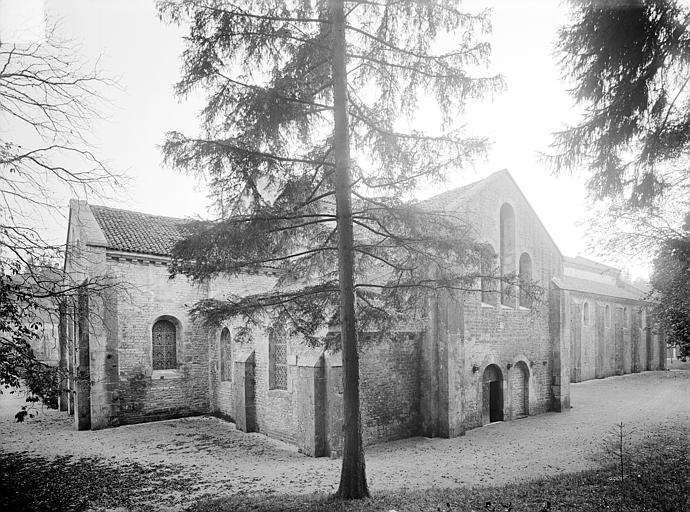Eglise : Ensemble nord-est