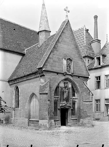 Hôpital général, ancien hospice du Saint-Esprit