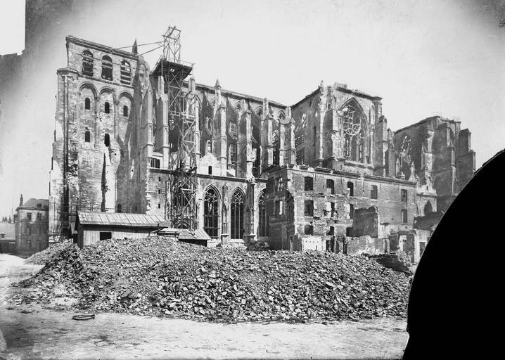 Ancienne collégiale Saint-Quentin