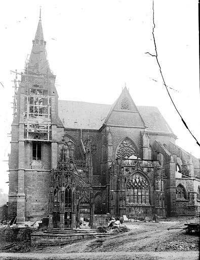 Eglise paroissiale Saint-Brice dite Eglise Notre-Dame-d'Avioth