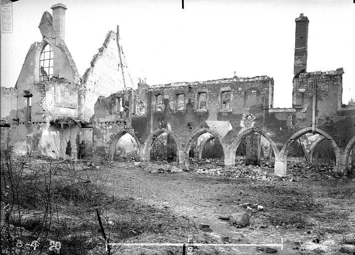 Couvent des Cordeliers (ruines du)