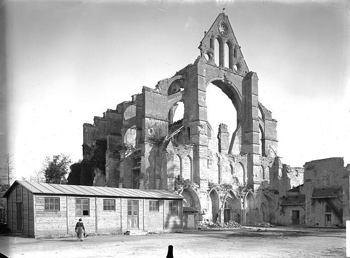 Abbaye de cisterciens Notre-Dame, Saint-Sébastien