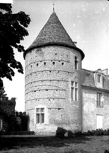 Tour château de la Rigale