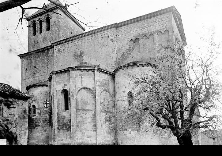 Ancienne cathédrale, actuellement église paroissiale