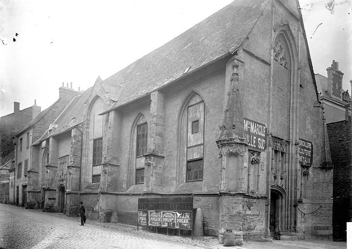 Ancienne chapelle Saint-Yves