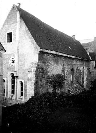 Angle de façades