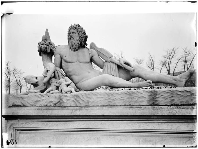 Statue duTibre