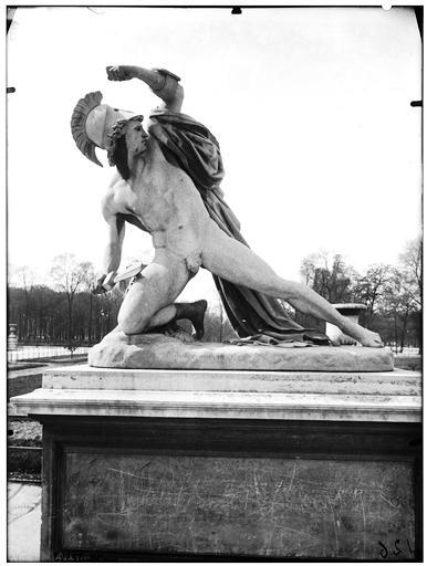 Statue d'Alexandre