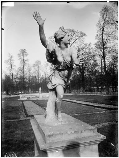 Statue de Daphné