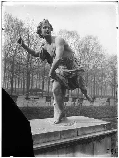 Statue d'Hippomène