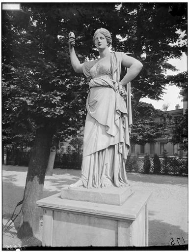 Statue de Junon du Capitole