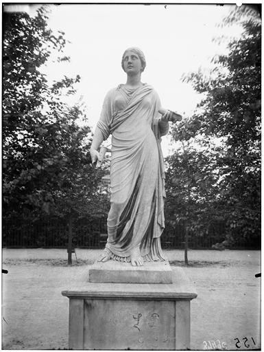 Statue d'Uranie du Capitole