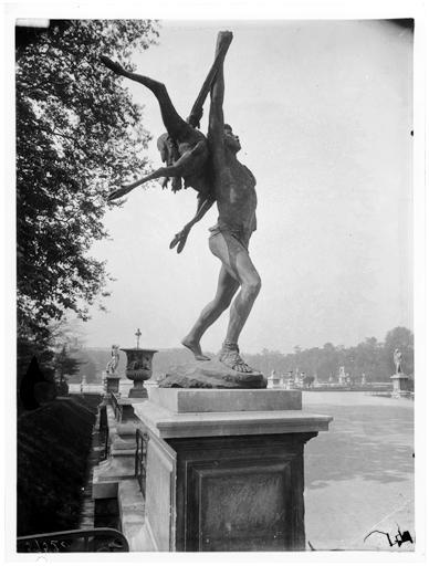 Statue du Retour de chasse