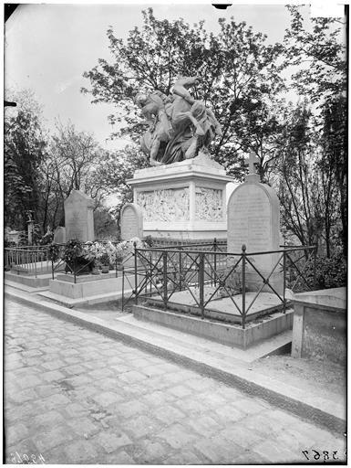 Tombeau du général Gobert