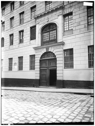 Collège des Ecossais (ancien)