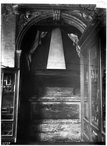 Tombeau de Jacques II d'Angleterre