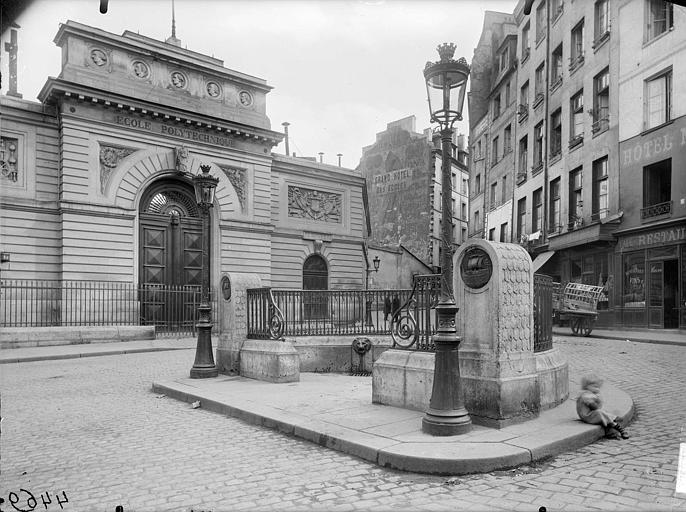 Fontaine Sainte-Geneviève