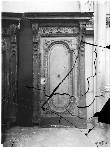 Vantail : porte intérieure