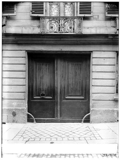 Portail et fenêtres