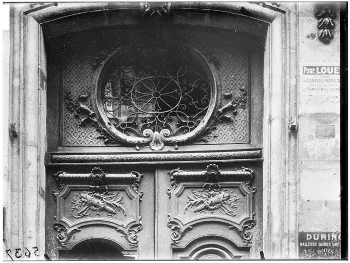 Imposte du portail