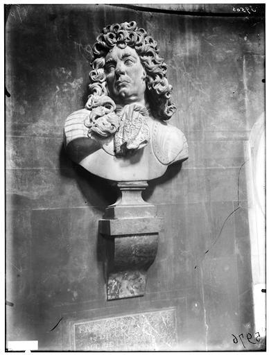 Buste de François de Créqui