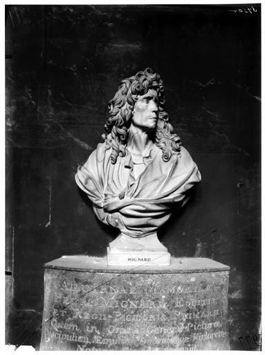 Buste de Mignard