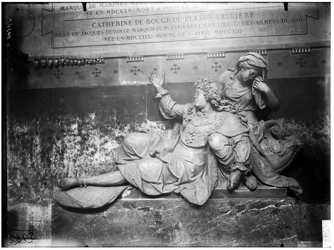 Monument de Charles de Créquy
