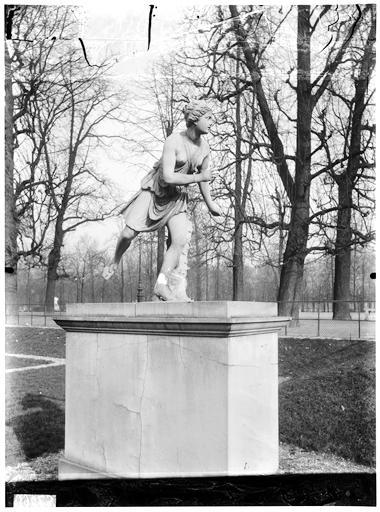 Statue d'Atalante