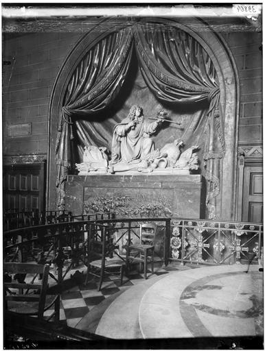 Tombeau de Jean Casimir, roi de Pologne
