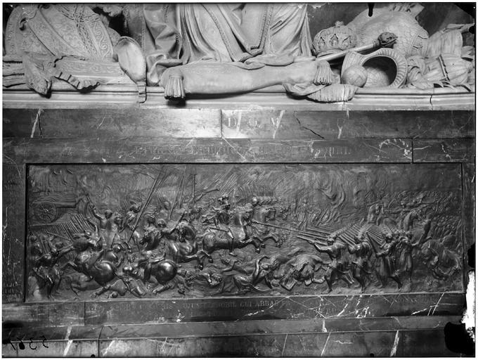 Tombeau de Jean Casimir, tombeau du roi de Pologne