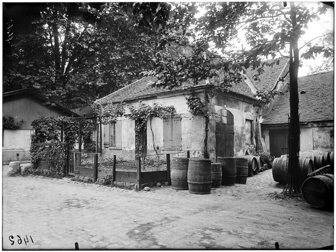 Cour Saint-Julien